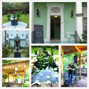 Collage of Hotel Storyville